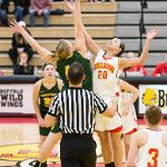 WOMEN'S BASKETBALL DROPPED A 67-53 DECISION TO NORTHERN MICHIGAN.