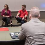 """THE FOCUS OF THE CAREER BOOT CAMP WAS """"MILLENNIALS IN THE WORKFORCE."""""""