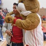 SCENES FROM BULLDOG BASKETBALL