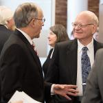 RONALD E. NEUMANN, A CAREER AMBASSADOR, MADE A VISIT TO FERRIS TO DISCUSS AMERICAN FOREIGN POLICY.