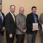 WELDING ENGINEERING TECHNOLOGY HELD ITS FIRST HALL OF FAME CEREMONY.