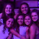 """STUDENTS ENJOYED THE SOUNDS OF HEADLINER FRANKIE BALLARD ALONG WITH """"A THOUSAND HORSES"""" AND THE STUDENT BAND """"SPIKE THE MEDIA."""""""