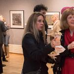 THE FERRIS AND KENDALL FACULTY EXHIBIT AND RECEPTION WAS HELD AT THE FSU FINE ART GALLERY