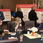 THE FIFTH ANNUAL AUTHOR CELEBRATION SHOWCASED THE SCHOLARLY AND CREATIVE WORKS OF FACULTY, STAFF AND STUDENTS.