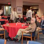 FERRIS STATE'S VALUE AND MISSION WAS SHARED IN A CASUAL AND RELAXED SETTING WITH THE LANSING LEGISLATIVE COMMUNITY.