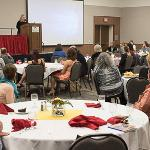 WOMEN IN THE COLLEGE OF ENGINEERING TECHNOLOGY RECOGNITION BANQUET