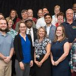STARTING WITH 5-YEAR SERVICE AWARD WINNERS, A TOTAL OF 237 EMPLOYEES LOGGING 3,560 YEARS OF SERVICE TO FERRIS WERE RECOGNIZED.