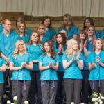 DENTAL HYGIENE HELD ITS PINNING CEREMONY FOR NEW GRADUATES OF THE PROGRAM.