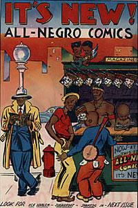 Racist Cartoons - Anti-black Imagery - Jim Crow Museum ...