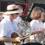 THE FERRIS COMMUNITY SUMMER BAND OPENED ITS 51st SEASON. . .