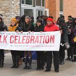 THE 31st ANNUAL MARTIN LUTHER KING JR. FREEDOM MARCH