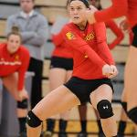 THE BULLDOGS HAVE COMPETED IN 6 STRAIGHT NCAA II VOLLEYBALL TOURNAMENTS.