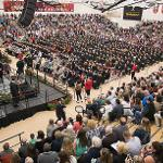 COMMENCEMENT WRAPPED UP ANOTHER MEMORABLE YEAR AT FERRIS STATE UNIVERSITY.
