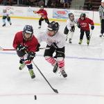THE HOCKEY SKILLS CENTER SUMMER CAMP PROVIDES TOP NOTCH INSTRUCTION IN A STRUCTURED ATMOSPHERE.