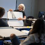 ACADEMIC SUMMER CAMPS ARE DESIGNED FOR STUDENTS FROM THE AGES OF 12 TO 18.