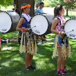 THE PETOSKEY HIGH SCHOOL BANDS HELD THEIR ANNUAL SUMMER CAMP AT FERRIS.