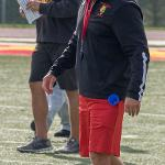 HEAD COACH TONY ANNESE RALLIED THE BULLDOGS TO THE NCAA DIVISION II SEMI-FINALS IN 2016.