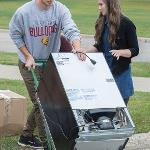 MOVE-IN DAY FOR HONORS STUDENTS