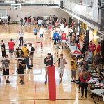 "STUDENTS LEARNED WHAT FERRIS HAS TO OFFER IN FITNESS AND RECREATION AT ""REC FEST."""