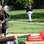 FOUNDERS' DAY FUN ON THE QUAD