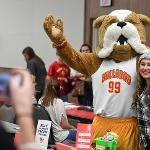 ...AND WHAT WOULD A BULLDOG BONANZA BE WITHOUT BRUTUS?