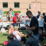 SCENES FROM THE COLLEGE OF HEALTH PROFESSIONS' WELCOME BACK PICNIC