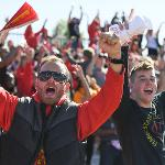 SCENES FROM HOMECOMING AT FERRIS STATE UNIVERSITY
