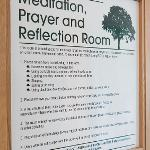 THE MEDITATION, PRAYER AND REFLECTION ROOM OPENED AT FLITE.