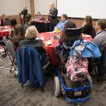 . . .THE CAPSTONE EVENT FOR DISABILITY AWARENESS MONTH AT FERRIS.
