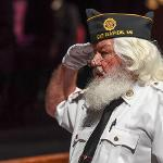 SCENES FROM THE 15th ANNUAL VETERANS DAY CONCERT. . .