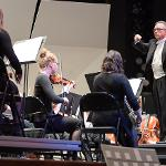 THE FSU WEST CENTRAL CHAMBER ORCHESTRA PERFORMED ITS FALL CONCERT. . .
