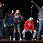 DELUCA IS RANKED AS THE PREMIER COLLEGE CAMPUS HYPNOTIST. . .