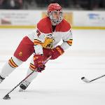 . . .INCLUDING FOUR STRAIGHT WCHA HOME WINS.
