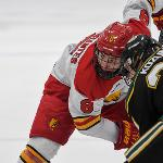 THE BULLDOGS ARE 5-1 DURING THEIR LAST SIX WCHA GAMES. . .