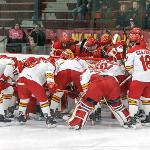 BULLDOG HOCKEY DROPPED A TIGHTLY CONTESTED SERIES TO NATIONALLY RANKED BOWLING GREEN.