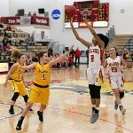 SCENES FROM BULLDOG WOMEN'S BASKETBALL