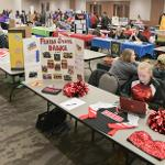 FERRIS HAS OVER 200 REGISTERED STUDENT ORGANIZATIONS ON CAMPUS.