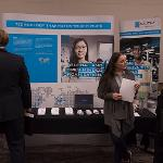 THE CENTER FOR LEADERSHIP, ACTIVITIES AND CAREER SERVICES HOSTED AN INDUSTRY RECRUITMENT DAY AT THE UNIVERSITY CENTER.