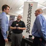 THE COLLEGE OF ENGINEERING TECHNOLOGY HELD ITS CAREER AND INTERNSHIP DAY. . .
