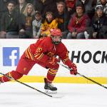 . . .AND PUSHED FERRIS INTO A SIXTH PLACE REGULAR SEASON FINISH IN THE WCHA.