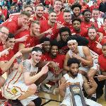 MEN'S BASKETBALL WON THE NCAA II MIDWEST REGIONAL CHAMPIONSHIP WITH AN 80-65 WIN OVER FINDLAY IN THE REGIONAL FINAL.