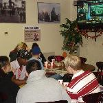 Ferris Students Watch Election on Westview TVs