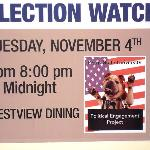 November 4, 2008 Presidential Election Watch