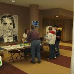Students Learn About Candidates at PEP Election Fair