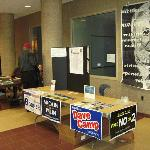 Election Fair GOP Table