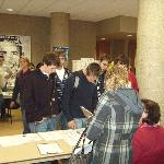 Election Fair Info Table