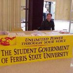 Student Government Representative hopes to engage students in campus governance