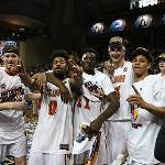 NCAA DIVISION II BASKETBALL CHAMPIONSHIP CELEBRATION
