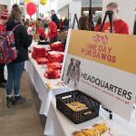 """""""ONE DAY FOR DAWGS,"""" A 24-HOUR GIVING CHALLENGE, RAISED NEARLY $37,000 THROUGH 400 DONATIONS."""