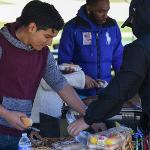 "THE ANNUAL ""PIGNIC"" WAS HOSTED BY THE OFFICE OF MULTICULTURAL STUDENT SERVICES."
